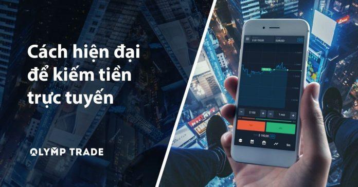 Hướng dẫn tải ứng dụng và cách chơi Olymp Trade trên điện thoại di động