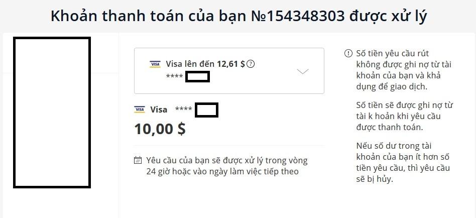 Lưu giữ hoá đơn thanh toán tại Olymp Trade