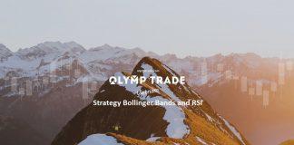 Sự kết hợp của Bollinger Bands và RSI, cho những lệnh đánh dài hoàn hảo tại Olymp Trade