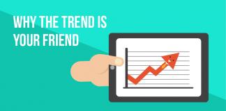Sử dụng trendline để mở những giao dịch tăng chính xác nhất tại Olymp Trade