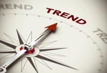 Trendline - đường xu hướng, chỉ báo tốt nhất để bạn có thể mở một giao dịch dài tại Olymp Trade