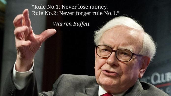 Ngay cả Warren Buffet cũng chẳng bao giờ dạy bạn tất tay để hưởng lãi kép