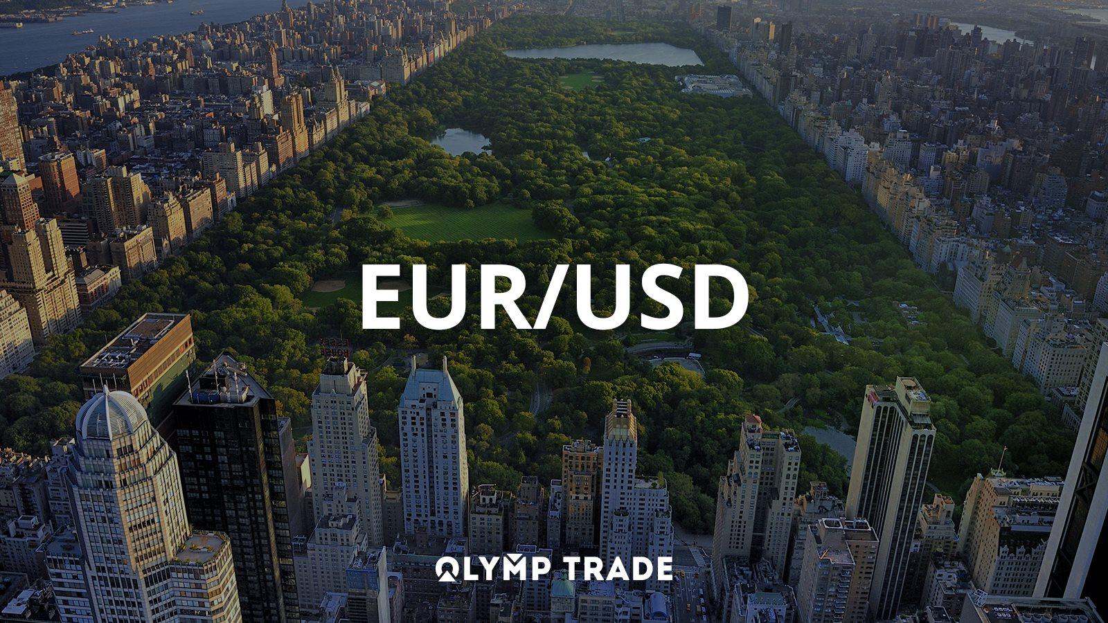 Cặp tiền mà sàn Olymp Trade chọn để giao dịch