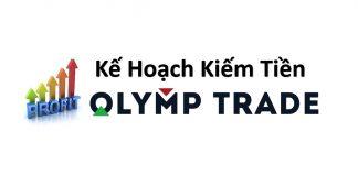 Làm sao để tuần nào cũng kiếm được tiền với Olymp Trade?