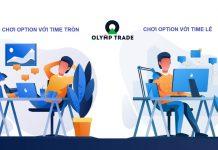 Nên chơi Olymp Trade với thời gian hết hạn là tròn hay lẻ?