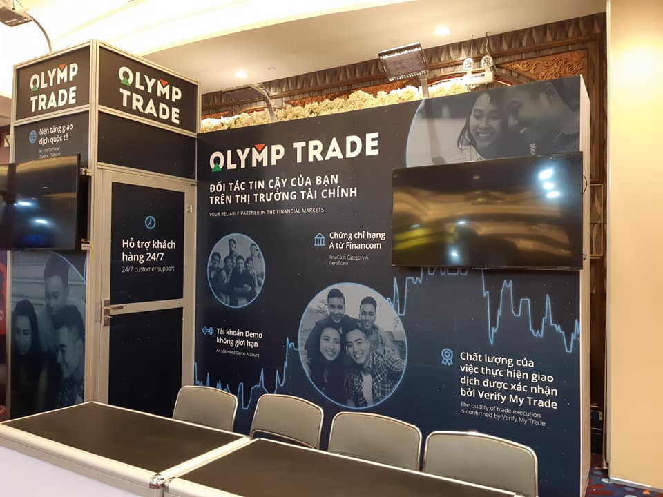 Kinh nghiệm chọn phương thức thanh toán của 1 số trader Olymp Trade