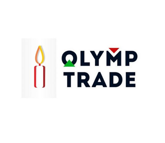 Chơi Olymp Trade theo màu nến