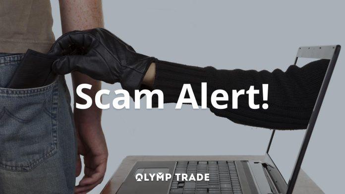 Lại chuyện Olymp Trade lừa đảo?