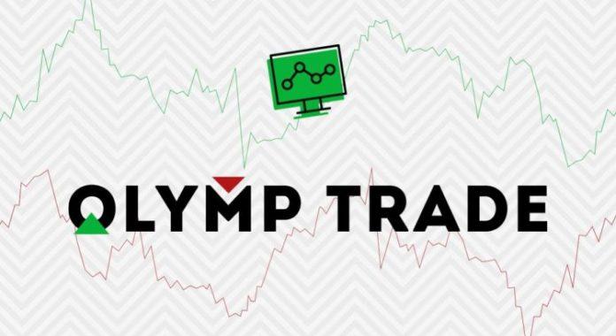 Kết tuần của sàn Olymp Trade, lợi nhuận chỉ là 10% tài khoản