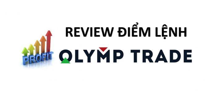 Review những điểm lệnh tại Olymp Trade - phương pháp T.L.S