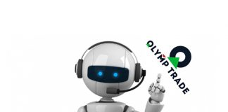 Auto Bot (tool trading) ứng dụng NẾN OUT BAND tại Olymp Trade