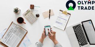 Kiếm tiền online với phương pháp T.L.S tuần 1 tháng 4 tại Olymp Trade