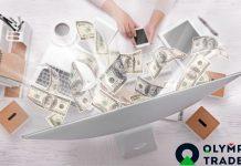 Nhật ký kiếm tiền tuần 2 tháng 4 tại Olymp Trade