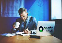 Kiếm hơn 400$ trong 1 giờ với mô hình giá tại Olymp Trade