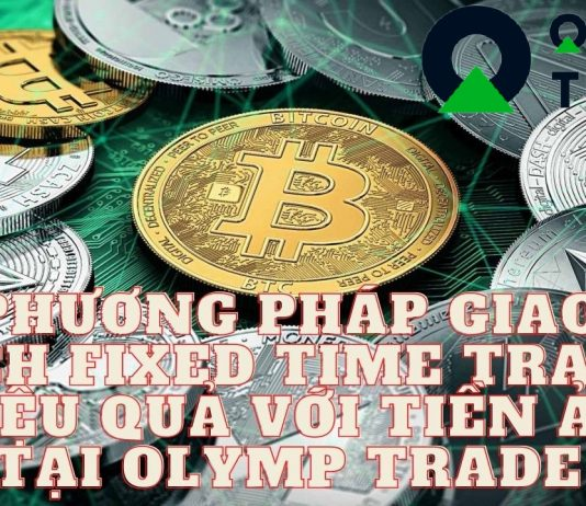 Phương pháp giao dịch Fixed time trade hiệu quả với tiền ảo tại Olymp trade
