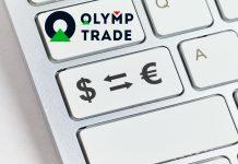 Những lý do khi giao dịch tại Olymp Trade bạn nên chọn cặp tiền EURUSD