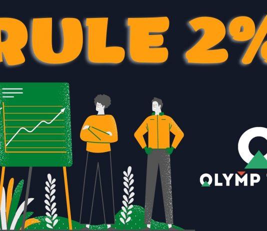 Nguyên tắc 2% trong quản lý rủi ro khi giao dịch Olymp Trade
