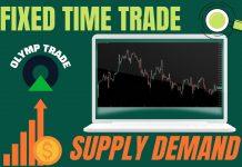 Thực Hành Giao Dịch Fixed Time Trade Với Vùng Supply Và Demand